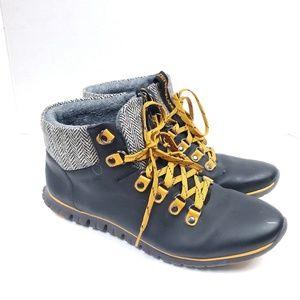 $250 COLE HAAN Zerogrand Waterproof Hiker Boots